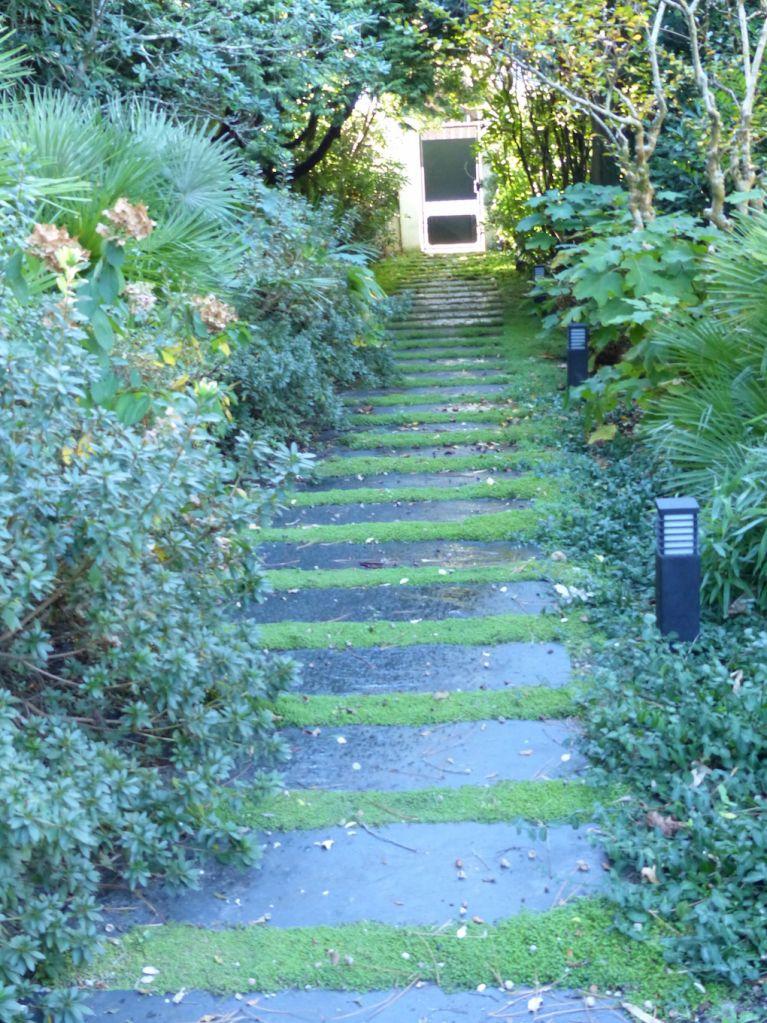 Pas japonais et sout nement paysager en gironde for Entretien jardin gironde