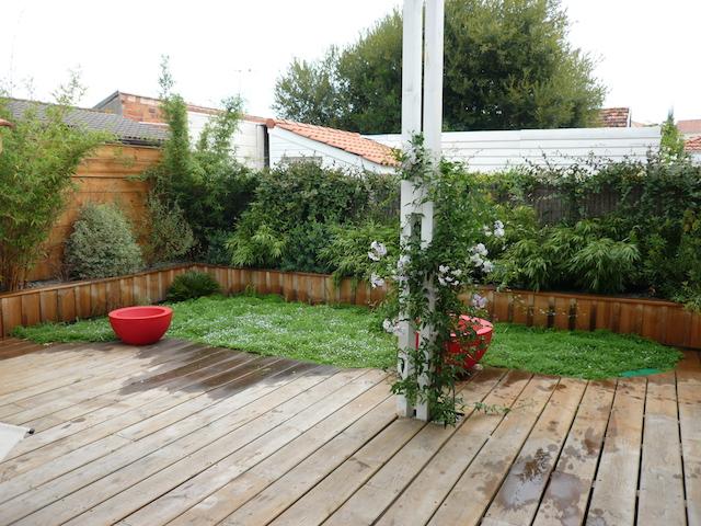 R alisation de jardini res bois bassin d 39 arcachon for Realisation paysagiste jardin