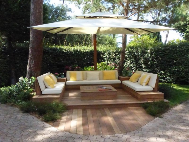 am nagement d 39 une terrasse en bois sur mesure sur le bassin d 39 arcachon paysagiste bordeaux. Black Bedroom Furniture Sets. Home Design Ideas