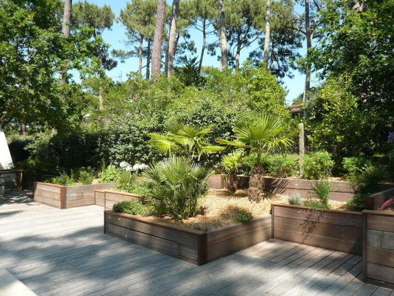 Installation d 39 un arrosage automatique bassin d 39 arcachon for Jardin en pente amenagement